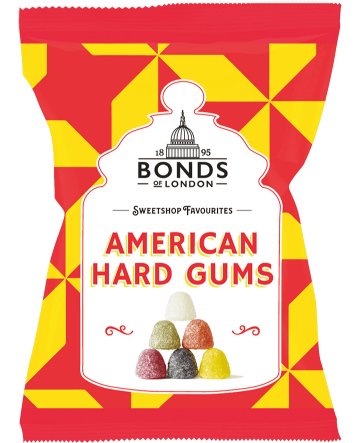 Sweetshop Favourites American Hard Gums