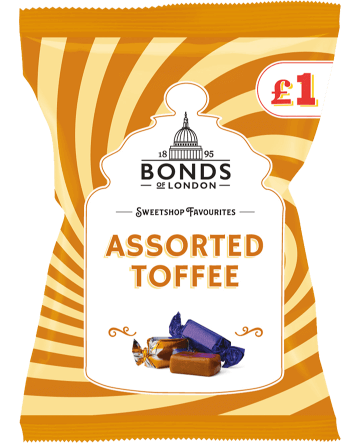 Sweetshop Favourites Assorted Toffee £1