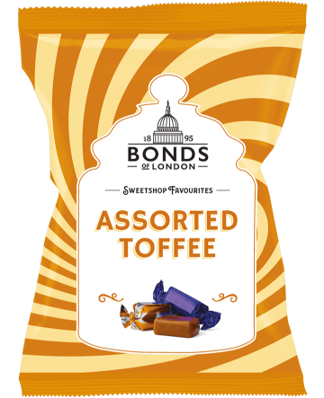 Sweetshop Favourites Assorted Toffee