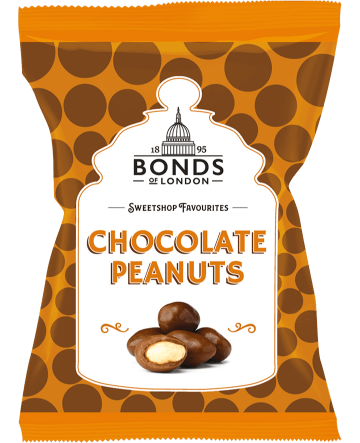 Sweetshop Favourites Chocolate Peanuts
