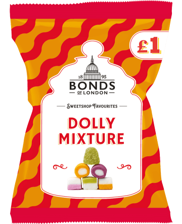 Sweetshop Favourites Dolly Mixture £1