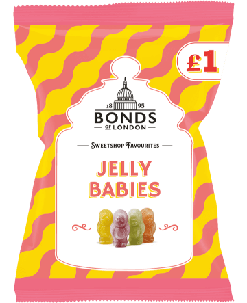 Sweetshop Favourites Jelly Babies £1