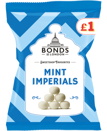 Sweetshop Favourites Mint Imperials £1