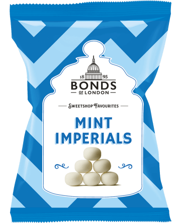 Sweetshop Favourites Mint Imperials