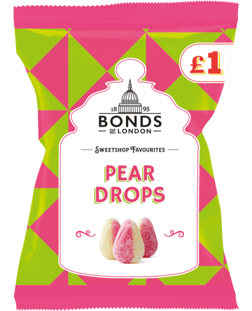 Sweetshop Favourites Pear Drops £1