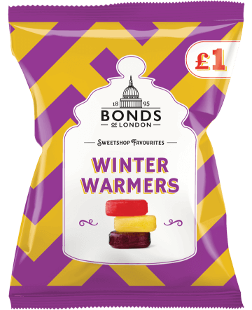 Sweetshop Favourites Winter Warmers £1